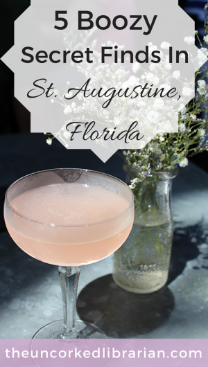 Check out these recommendations for the perfect St. Augustine, Florida weekend trip. Where to eat, drink, and sleep from a local Floridian & travel blogger. #florida #staugustine