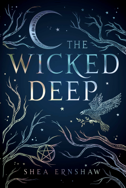 Young adult witchy books include The Wicked Deep by Shea Ernshaw