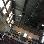 St Augustine Restaurant Ice Plant Bar with mirror