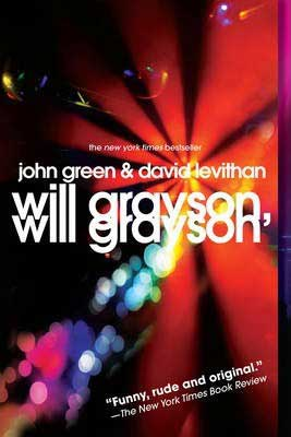 YA LGBT Books Will Grayson Will Grayson by John Green and David Levithan