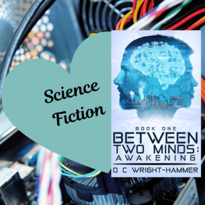 New Sci-Fi Book Series: Between Two Minds