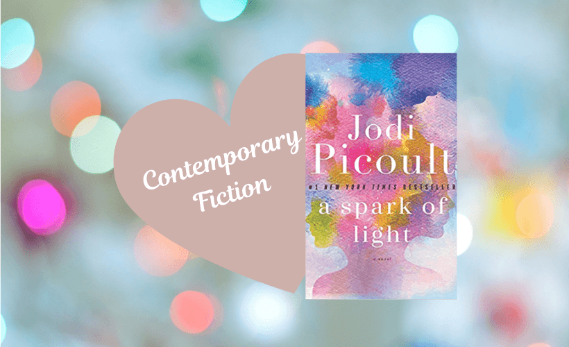 A Spark of Light by Jodi Picoult Summary with book cover