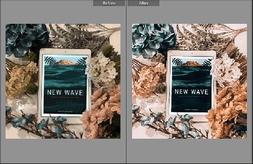 Photoshop Tutorial For Book Blogging Lightroom Presets