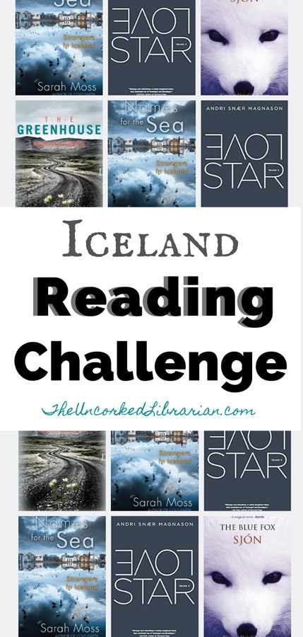 Iceland book and Books Set In Iceland Reading List