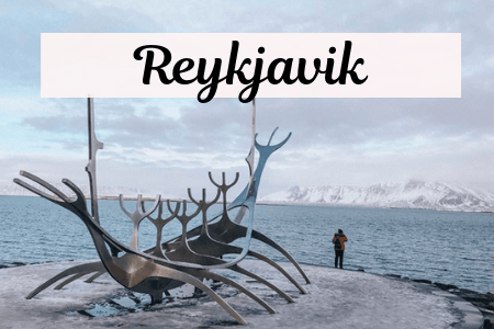 One Day In Reykjavik, Iceland