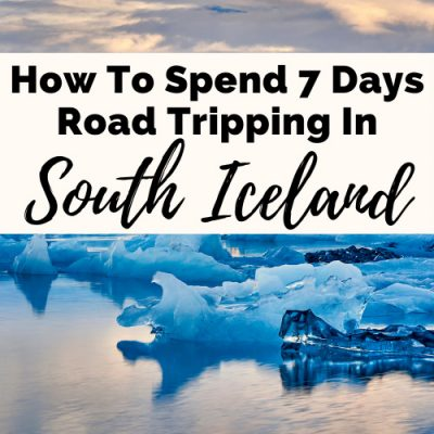 Flexible 7-Day Iceland Itinerary In Winter For Eye Candy Chasers
