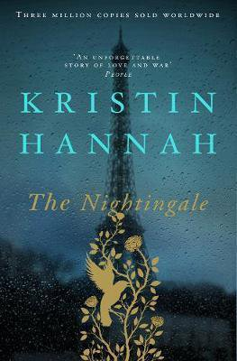 Best books about WW2 set in France like The Nightingale By Kristin Hannah turquoise book cover