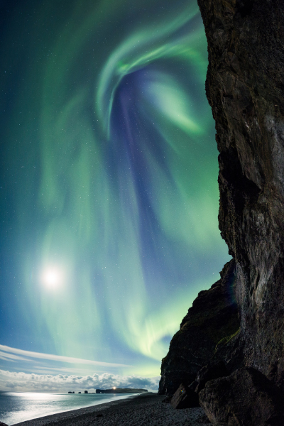 Week Iceland Itinerary With Northern Lights in Vik