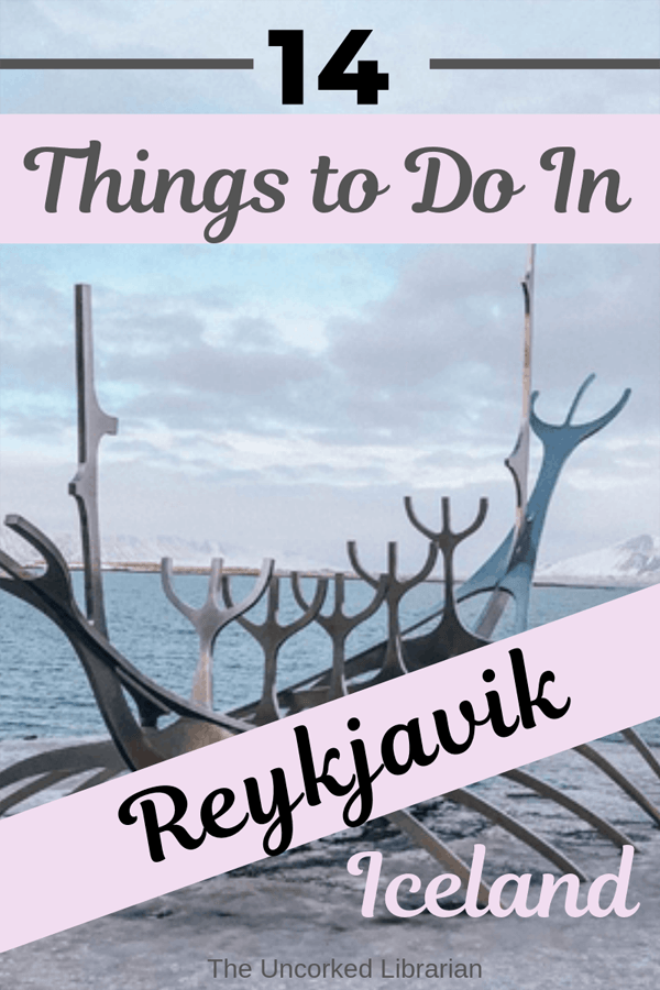 14 Things To Do In Reykjavik Iceland Pin
