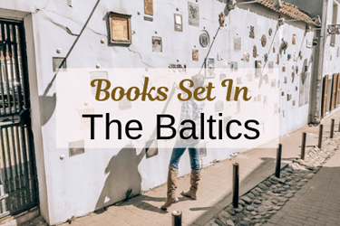 Books Set in the Baltics Related Post Cover