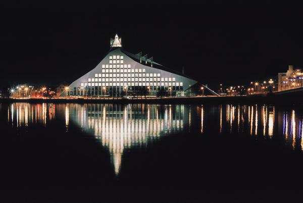 Castle of Light NLL in Riga