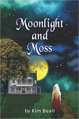Mystery Books Set In North Carolina Moonlight and Moss Kim Beall