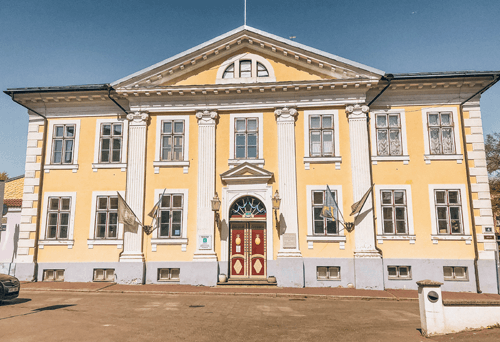 Top Things To Do In Pärnu Town Hall and Visitor Centre