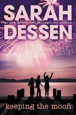 YA Books Set In North Carolina Keeping The Moon By Sarah Dessen