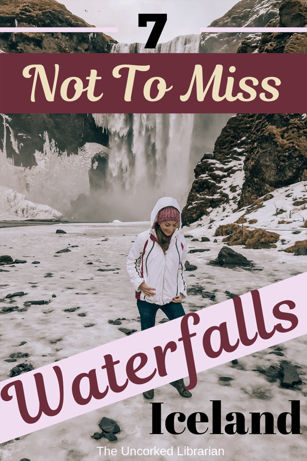 7 Not To Miss Southern Iceland Waterfalls Pin