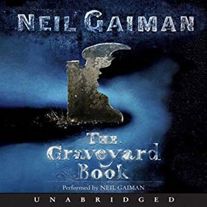 Best Audiobooks For Road Trips The Graveyard Book by Neil Gaiman