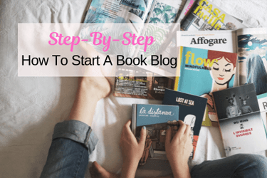 How to start a book blog related post