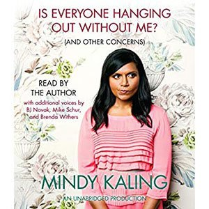 Road Trip Audiobooks Is Everyone Hanging Out Without Me by Mindy Kaling