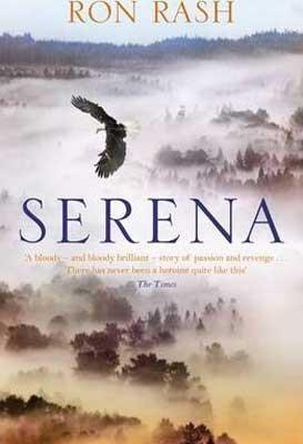 Serena by Ron Rash book covder