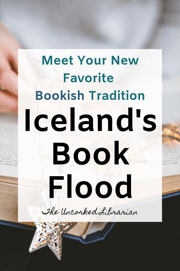 Iceland Christmas Book Flood and Jolabokaflod Tradition