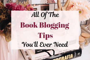 Must Know Book Blogging Tips along with these book blogging ideas