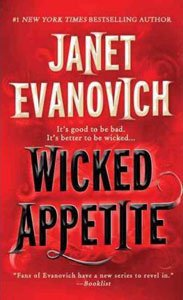 Fiction books set in Salem Wicked Appetite by Janet Evanovich
