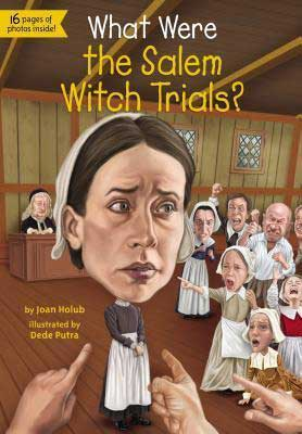 What Were The Salem Witch Trials by Tomie DePaola