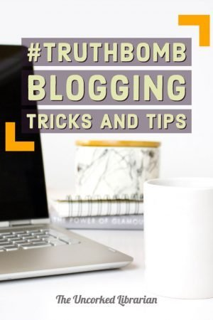 Blogging Tricks Pin