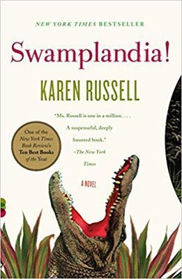 Swamplandia by Karen Russell book cover
