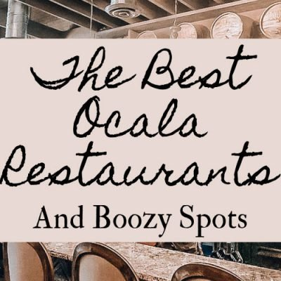 Mouthwatering And Boozy Ocala Restaurants