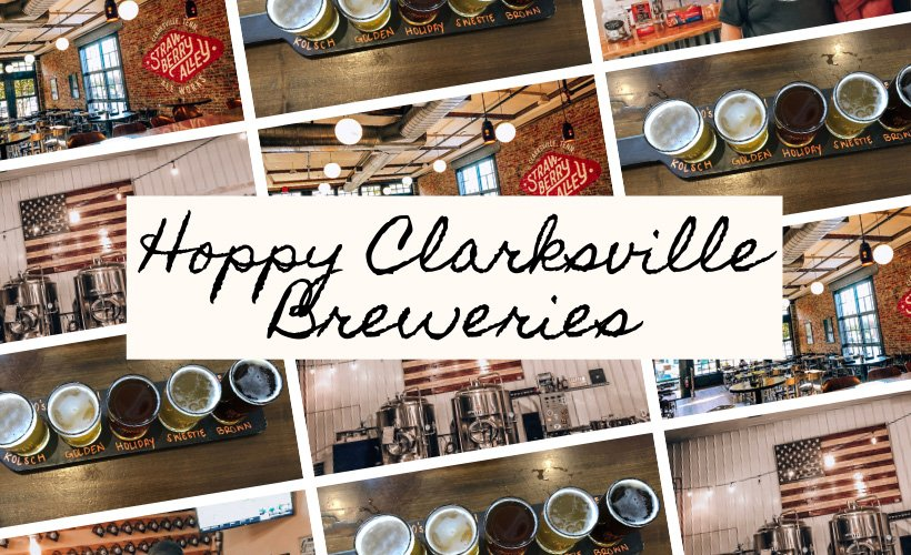 6 Breweries in Clarksville TN