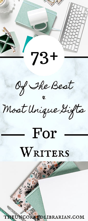 Best Gifts For Writers Pin