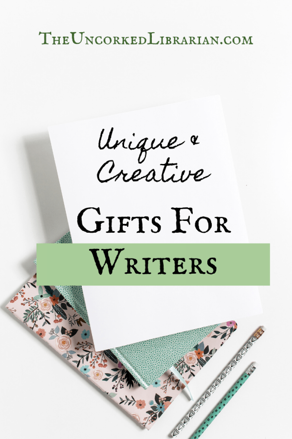 Unique Gifts For Writers Pin