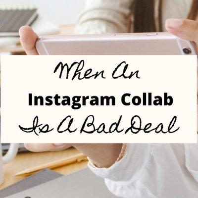 Instagram Collab Scams: Brands Preying On Small Influencers