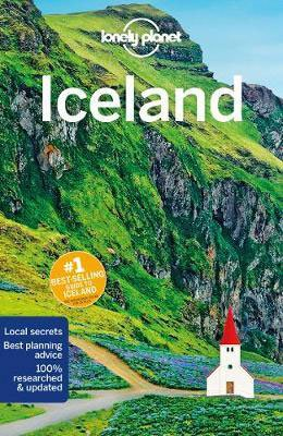 Iceland travel book Lonely Planet Iceland