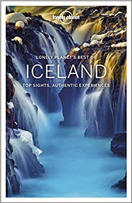 Iceland travel book Lonely Planet Best of Iceland