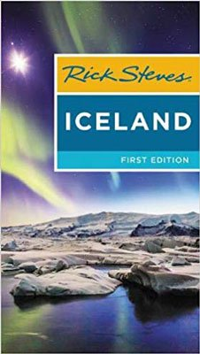 Iceland travel book Rick Steves Iceland