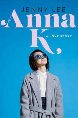 NYC books retellings, Anna K by Jenny Lee