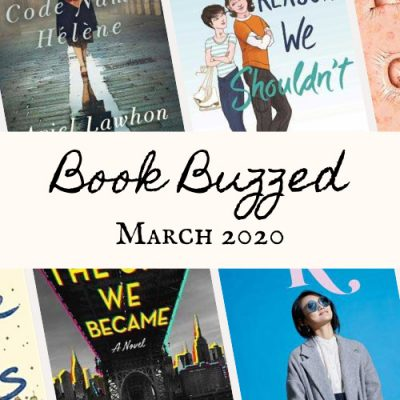 Book Buzzed: 9 March 2020 Book Releases