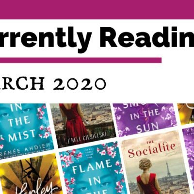 Currently Reading: March 2020