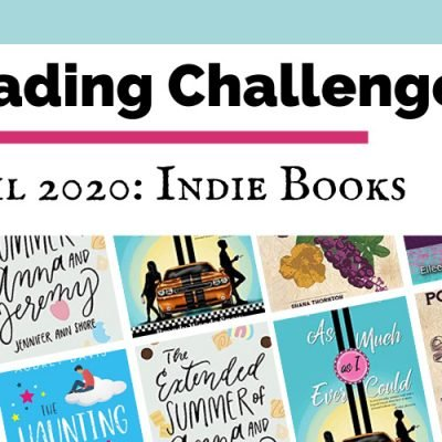 April 2020 Book Discussion: Indie Novels