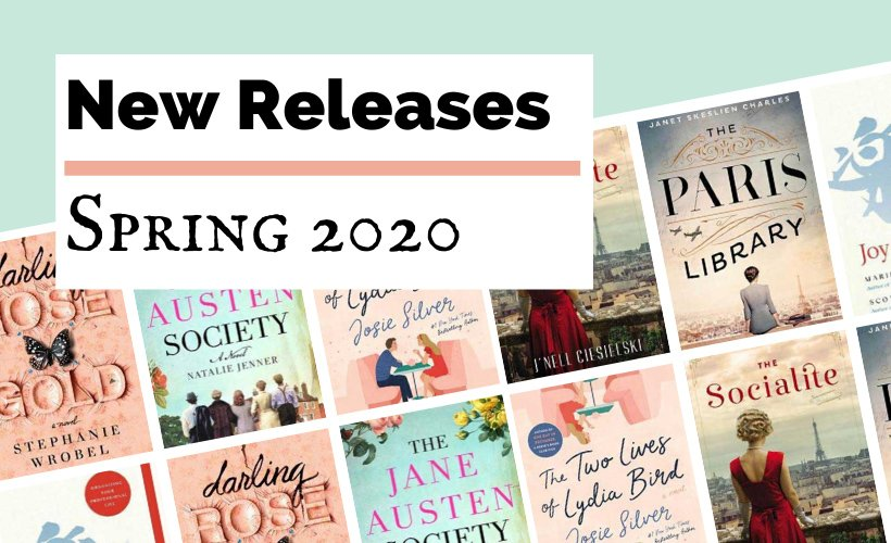 Spring 2020 Book Releases
