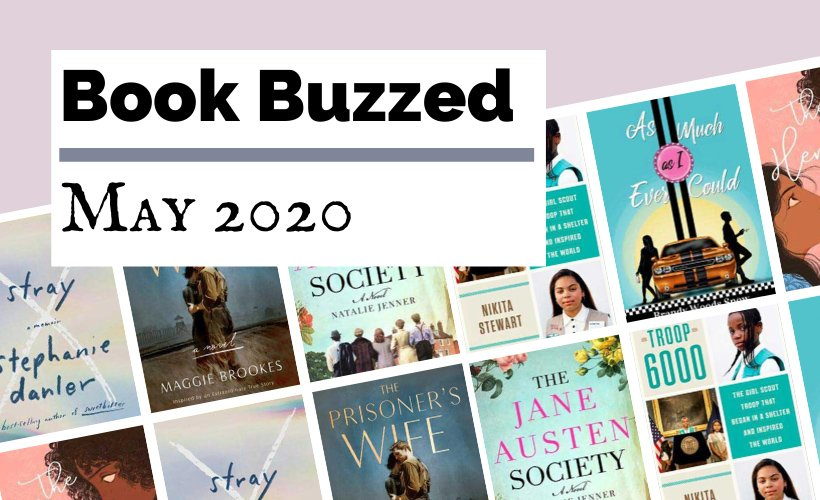 May 2020 Book Releases