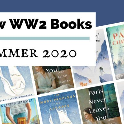 10 Intriguing WWII Books Coming Summer 2020