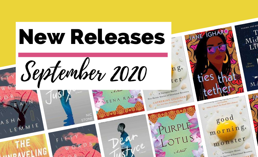 September 2020 Book Releases: 15 Hot New Titles | The Uncorked Librarian