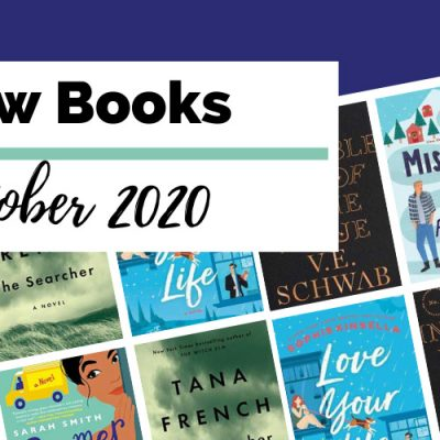 16 New October 2020 Book Releases