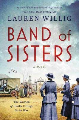 Band Of Sisters By Lauren Willig book cover