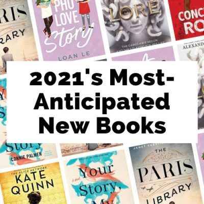 Most-Anticipated Upcoming 2021 New Book Releases