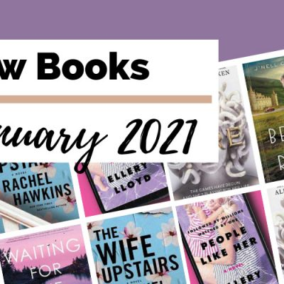 20 Hot New January 2021 Book Releases