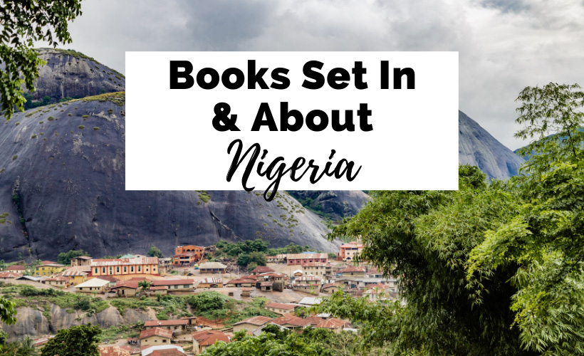 books about Nigeria with picture of Idanre Hill